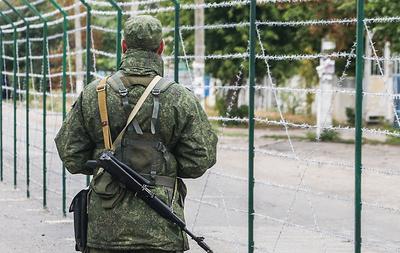 Граница Абхазии с РФ закрыта для въезда иностранных граждан и лиц без гражданства