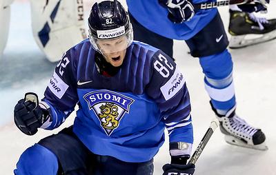 """СМИ: чемпион мира по хоккею Песонен может перейти в """"Металлург"""""""
