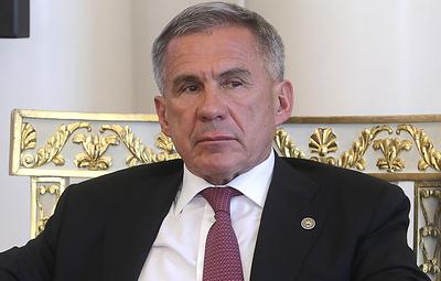 Татарстан приступил к реализации мер поддержкиграждан и бизнеса впериод пандемии