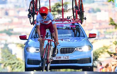Велогонщик Закарин останется в Набережных Челнах на самоподготовке из-за коронавируса