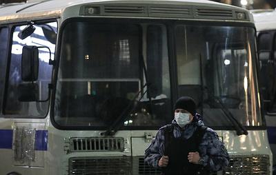 Врачи и полицейские перешли на режим повышенной готовности на нерабочей неделе