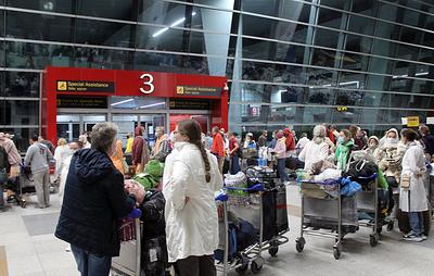 Более 400 россиян, застрявших в Индии из-за пандемии, вылетели из Нью-Дели в Москву