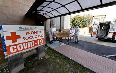В Италии число жертв пандемии почти достигло 14 тыс.