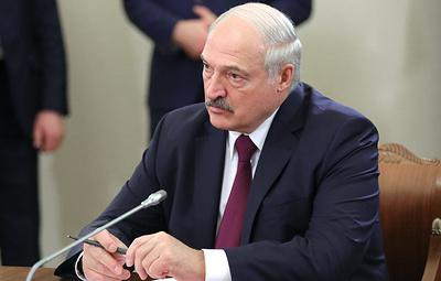 Лукашенко поручил сделать запасы нефтепродуктов и заполнить ими хранилища в регионах