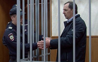 Басманный суд Москвы арестовал генерала МВД Бирюкова