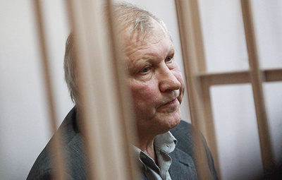 Осужденный за убийство экс-депутат Госдумы Глущенко подал ходатайство об УДО