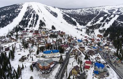 Власти Кузбасса направят 1 млрд рублей на благоустройство горнолыжного курорта Шерегеш