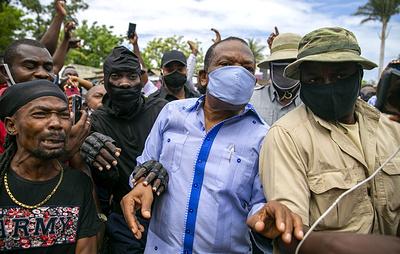 Глава Федерации футбола Гаити Жан-Барт отстранен от деятельности на 90 дней