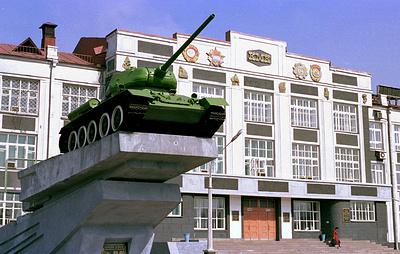 Танк Т-34 в Новокузнецке снимут с постамента и восстановят для парада Победы