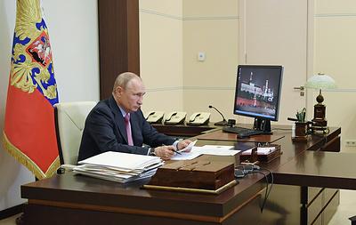 Путин: безработица в России достигла 1,9 млн человек
