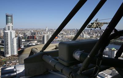 На парады Победы в Екатеринбурге, Самаре и Новосибирске выйдут более 300 боевых машин