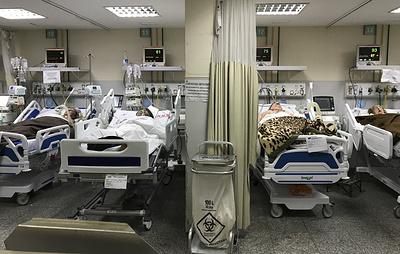 Число новых случаев коронавируса в Бразилии растет рекордными темпами