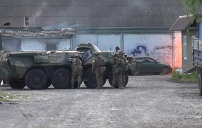 СК в Ингушетии после ликвидации боевиков возбудил уголовное дело по двум статьям