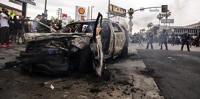 Беспорядки в США. Главное о волнениях, вызванных непреднамеренным убийством афроамериканца