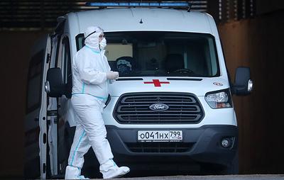 В Москве умер 61 пациент с коронавирусом