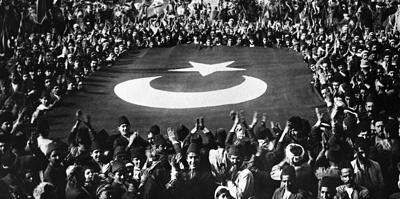 Союз России и Турции. Как Ленин пришел на помощь Ататюрку