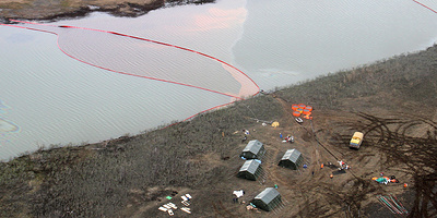 Разлив нефтепродуктов на ТЭЦ в Норильске. Главное