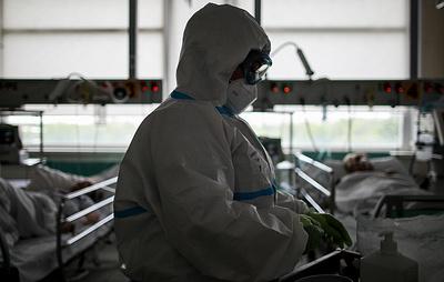 Число случаев заражения коронавирусом в РФ 20 дней подряд не превышает 10 тыс. в сутки