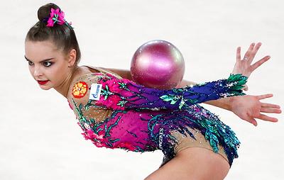 Этап Кубка вызова по художественной гимнастике в Москве пройдет с 9 по 11 июля