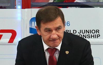 Валерий Брагин возглавил хоккейный клуб СКА