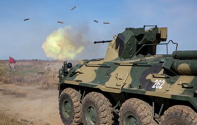Более 11 тыс. военных начали учения с боевой стрельбой в Поволжье, Сибири и на Урале