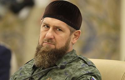 Кадыров не видит альтернативы Путину на посту президента России