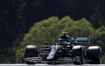 """Боттас выиграл первый этап сезона """"Формулы-1"""" в Австрии, Квят сошел с трассы"""
