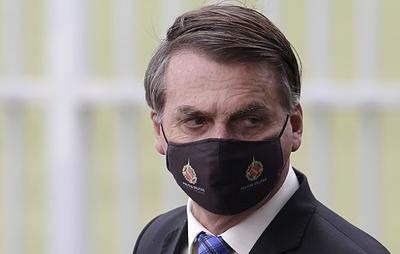 Бразильские журналисты подадут в суд на Болсонару из-за риска заразиться коронавирусом