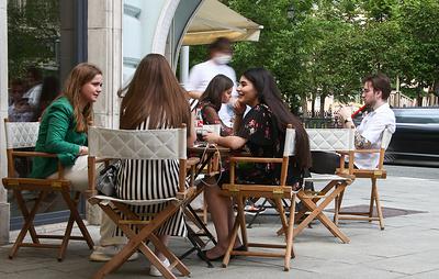 В Забайкалье начали работать летние кафе и веранды