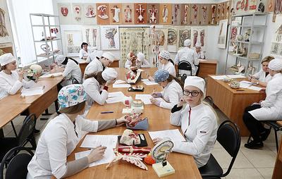 Медицинские классы появятся в школах Приморья в новом учебном году
