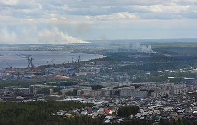 В Красноярском крае вызывают искусственный дождь для борьбы с пожарами в тайге