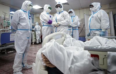 В Москве за сутки умерли 29 пациентов с коронавирусом