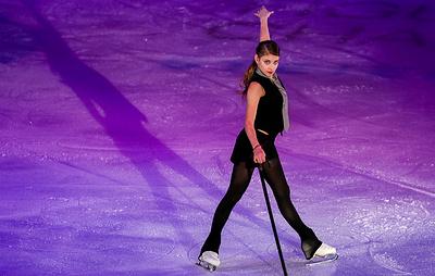 Алена Косторная получила премию лучшему новичку ISU Skating Awards