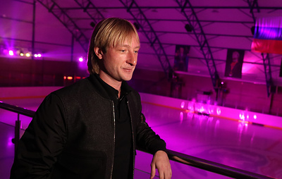 Плющенко надеется, что церемония вручения премии ISU Awards однажды пройдет и в России