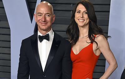 Бывшая жена основателя Amazon стала самой богатой женщиной США
