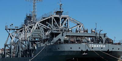 """Бодрая """"старушка"""". Какие задачи решает судно ВМФ России, которому больше века"""