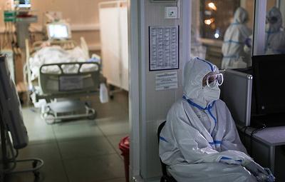 В Москве от коронавируса в июне умерло на 35% меньше пациентов, чем в мае