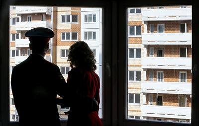 Субсидию на покупку жилья в первом полугодии получили более 550 военных ВВО