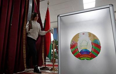 В Белоруссии начинается досрочное голосование на выборах президента