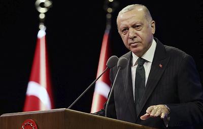 Эрдоган заявил о необходимости положить конец кризису в Нагорном Карабахе