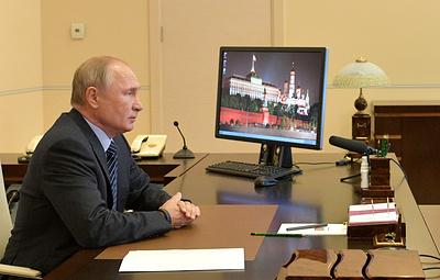 Путин заявил, что жестких и тотальных ограничений в РФ из-за коронавируса не планируется