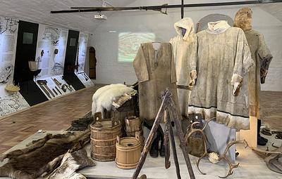 В Архангельске открылась выставка об освоении Шпицбергена поморами