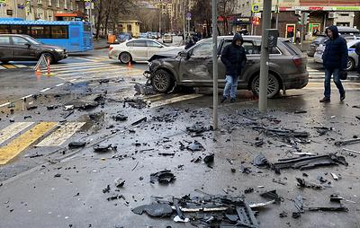 Причиной ДТП на северо-западе Москвы стал выезд машины на красный свет
