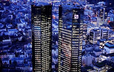 WSJ: американские наблюдатели рекомендовали Deutsche Bank свернуть бизнес в России
