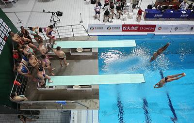 Этап Мировой серии по прыжкам в воду в Казани пройдет в марте