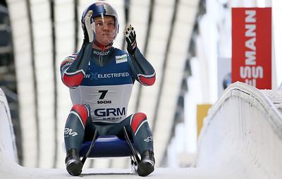 Саночник Роман Репилов восстановился после травмы и выступит на ближайшем этапе Кубка мира