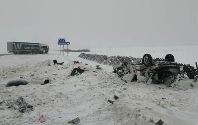 Две пациентки скорой помощи погибли в ДТП с большегрузом в Калужской области