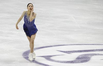 Южнокорейская фигуриста Ю Ён призналась, что была шокирована четверным прыжком Трусовой