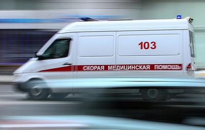 Пострадавшей во время несанкционированной акции в Петербурге стало хуже