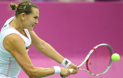 Бывшая теннисистка Петрова вошла в попечительский совет Федерации регби России